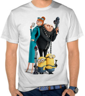 Despicable Me 8 - The Spy Who Loved Her