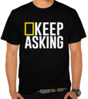 National Geographic - Keep Asking 2