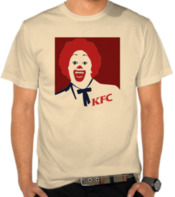 Parodi Logo KFC - McDonald's Fried Chicken