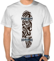 Skate Deck - Tribal 1