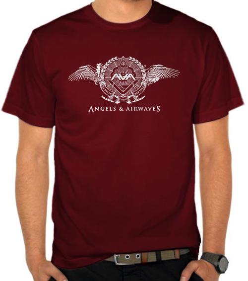 Jual Kaos Angels & Airwaves Logo