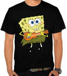 Spongebob With Ukulele