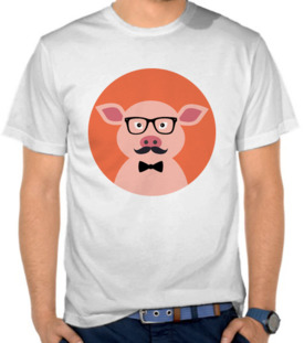 Pig Head Hipster