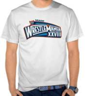 WWE - Wrestle Mania Miami