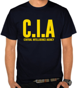 CIA - Central Intelligence Agency  2