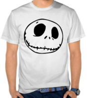 Nightmare - Jack Skellington Smiley 4