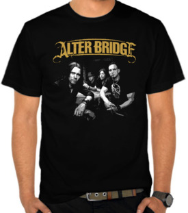 Alter Bridge Members - Rock Band