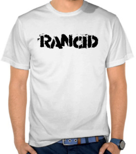 Rancid Logo Black