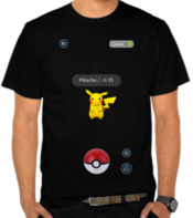 Pokemon Go - Pikachu 2
