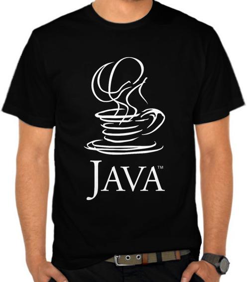 Line Art Java : Jual kaos java line art ii ict logo satubaju