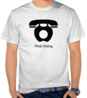 Parodi Logo Apple (Think Different) Think Dialing