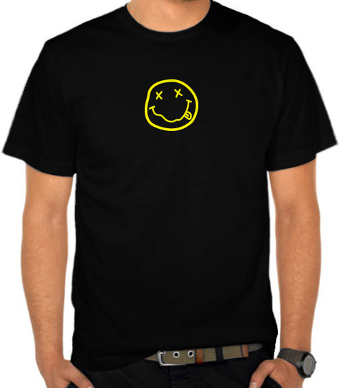 Nirvana Small Smiley
