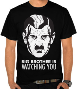 Big Brother Is Watching You - Hitler