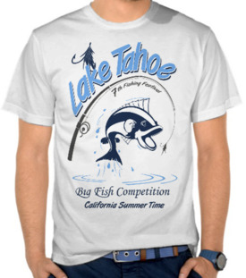 Lake Tahoe Fish Competition