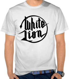 White Lion Logo 2