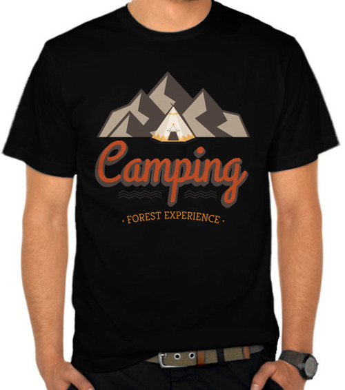 Camping - Forest Experience