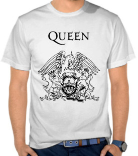 Queen Black Logo