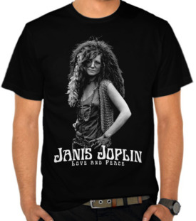 Janis Joplin - Love and Peace