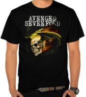 Avenged Sevenfold 15 - Flaming Death