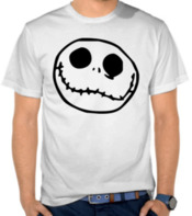 Nightmare - Jack Skellington Smiley 6