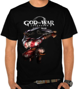 God Of War Ascension - Kratos 2