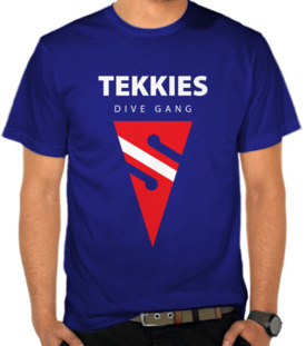 Tekkies Dive Gang