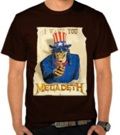 Megadeth - I Want You