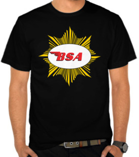 BSA Motorcycle Logo  3