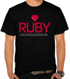 Ruby Gemstone 5