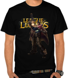 League of Legends - Graves The Outlaw