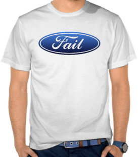 Parodi Logo Ford - Fail
