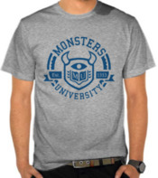 Monster University Logo II
