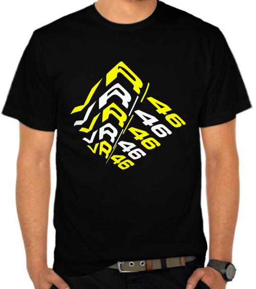Jual Kaos Valentino Rossi - VR 46 I - Motor - MotoGP - SatuBaju.com 31c5c1363a
