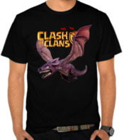 Clash Of Clans - Wrap Dragon