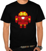 Ironandroid Man