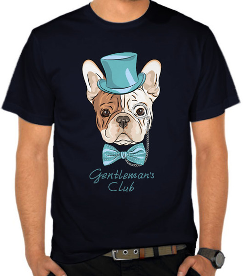 Gentleman's Club Dog