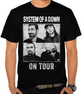 System Of A Dawn - On Tour