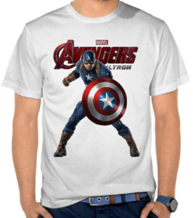 Avengers - Age Of Ultron Captain America 2