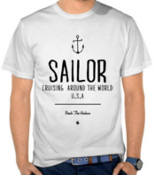 Sailor Cruising Around The World 3