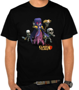Clash Of Clans - Witch 3