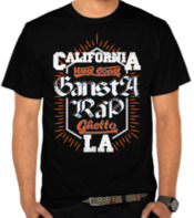 California Gangsta Rap