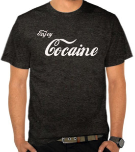 Parodi Enjoy Coca-Cola - Enjoy Cocaine