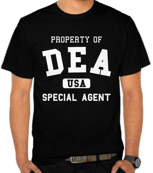 Property Of DEA Special Agent 2