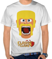 Clash Of Clans - Barbarian Face