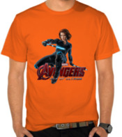 Black Widow Avengers AOU 1