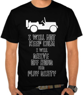 Offroad - I Will Not Keep Calm  2