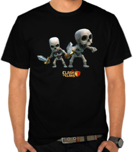 Clash Of Clans - Skeleton