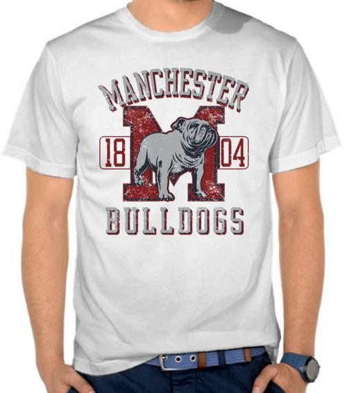 Tags: Manchester bulldogs anjing bulldog