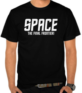 Space The Final Frontier