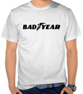 Parodi Logo Good Year - Bad Year